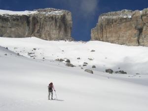 Brecha de Rolando - Pirineos