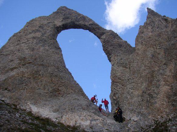 L'Aguille Percée - Tignes (Francia)