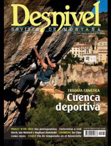 Revista Desnivel nº 335 mayo 2014