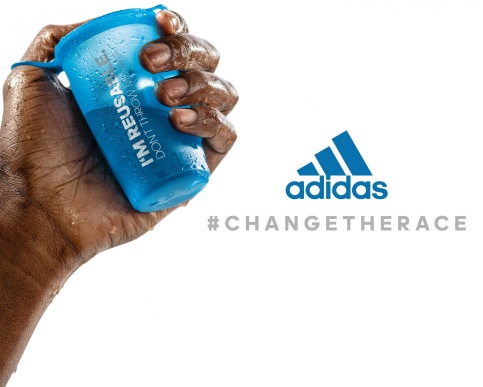 change the race adidas